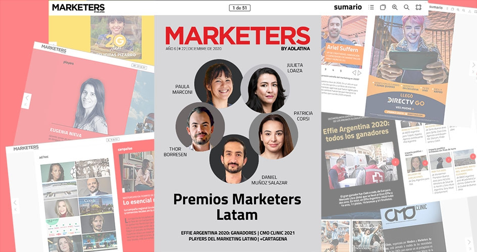 Ya está online Marketers Magazine #22